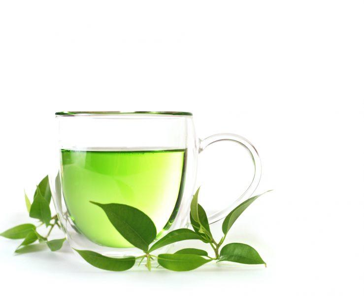 Разгрузочный день на зелёном чае и молоке